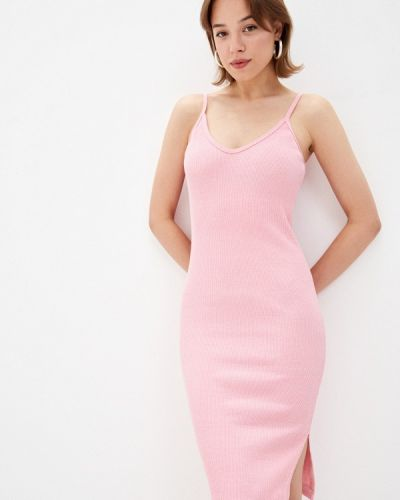 Розовое платье Pink Frost