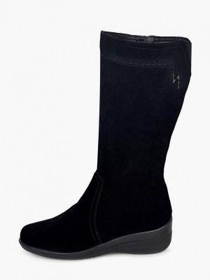 Сапоги - черные Kari