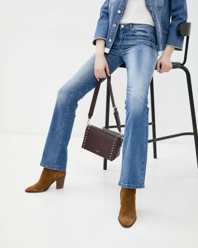 Широкие джинсы - голубые Silvian Heach