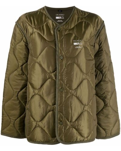Zielona kurtka pikowana Joshua Sanders