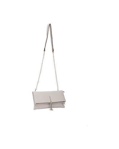 Бежевая сумка Zenden