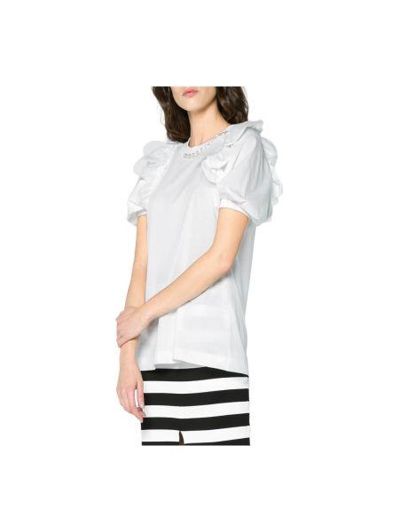 Biała bluzka Simone Rocha
