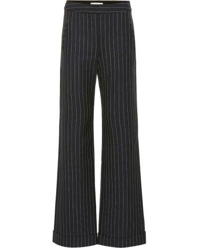 Классические брюки с лампасами со штрипками Jonathan Simkhai