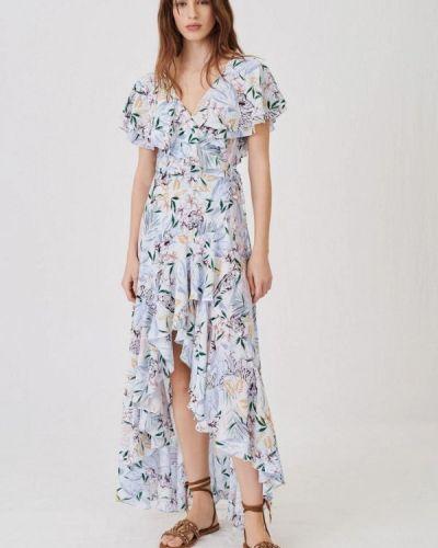 Платье с запахом Maje