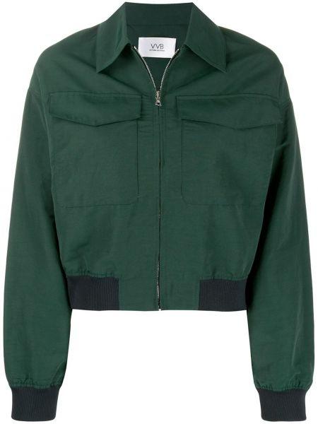 Куртка на молнии с карманами Victoria, Victoria Beckham