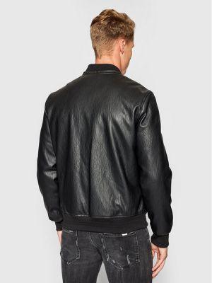 Облегченная куртка - черная Guess