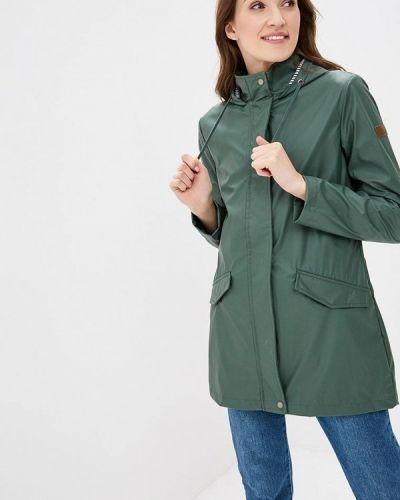 Спортивная куртка весенняя зеленая Roxy