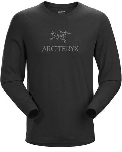 Czarna t-shirt Arcteryx