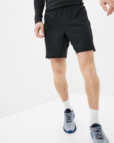 Черные спортивные шорты Salomon