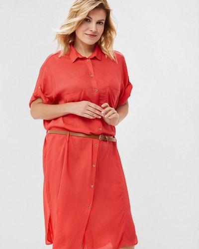 Красное повседневное платье Kitana By Rinascimento