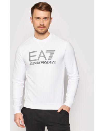 Dres - biały Ea7 Emporio Armani