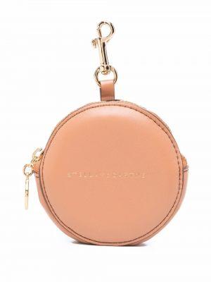 Кожаный кошелек золотой Stella Mccartney