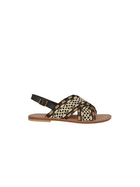 Beżowe sandały Sessun