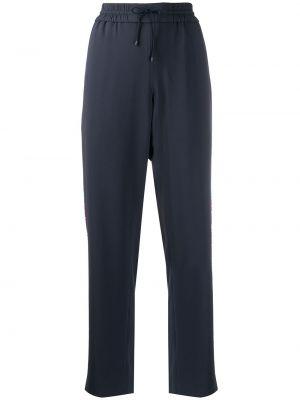 Спортивные брюки укороченные с карманами Kenzo
