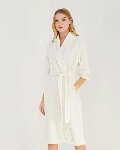 Белый домашний халат Togas