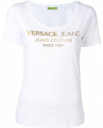Футбольная футболка Versace Jeans