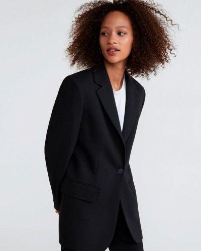 Пиджак 2019 черный Mango