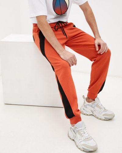 Спортивные брюки - оранжевые Bikkembergs