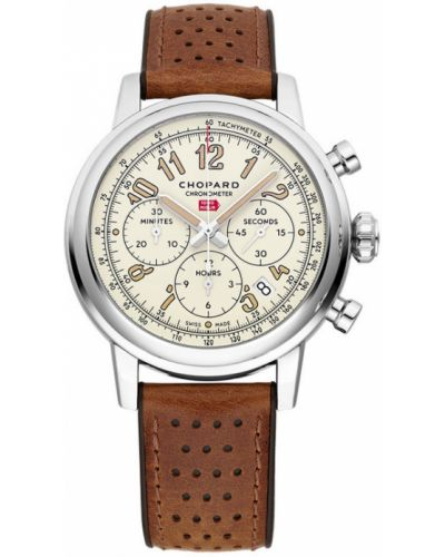 Biały zegarek Chopard