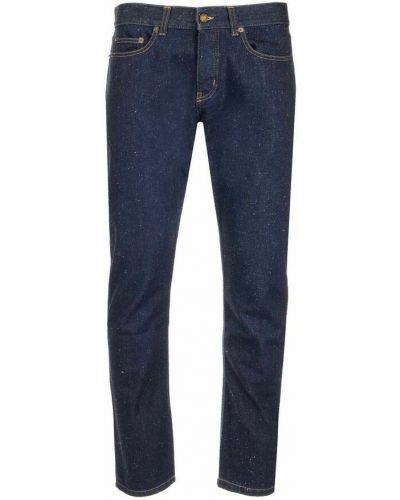 Mom jeans - szare Saint Laurent