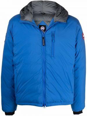 Куртка с капюшоном - синяя Canada Goose