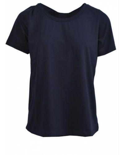 Niebieska t-shirt Margittes