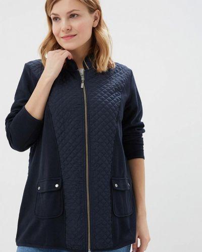Куртка весенняя синий Ulla Popken