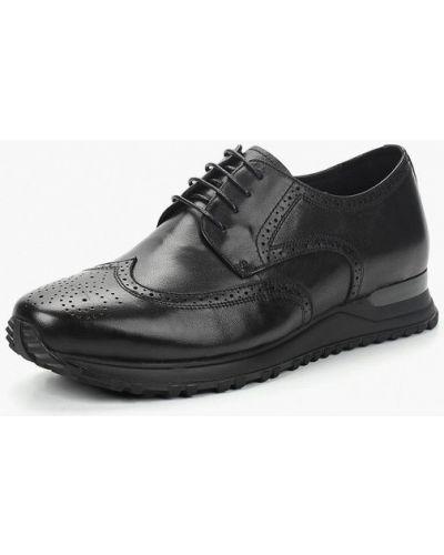 Туфли черные Marco Lippi