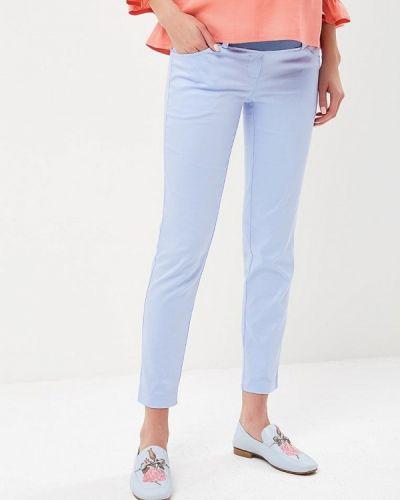 Голубые брюки Mammysize