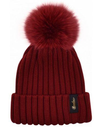Czerwona czapka Borsalino