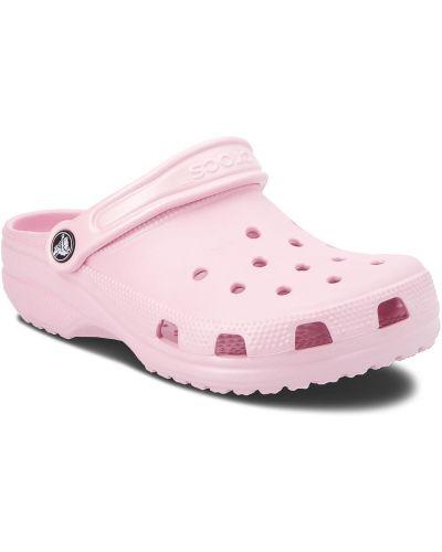 Klasyczny różowy klapki Crocs