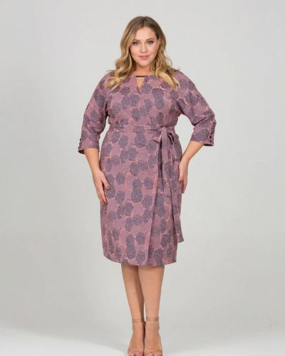 Розовое платье Intikoma