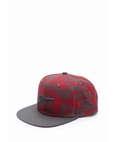 Красная бейсболка Puma