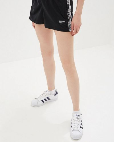 Спортивные шорты черные Adidas Originals