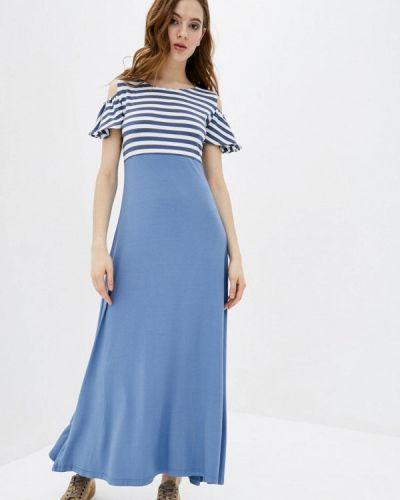 Платье с открытыми плечами Vergans