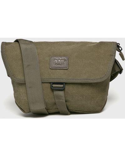 Текстильная сумка через плечо Caterpillar