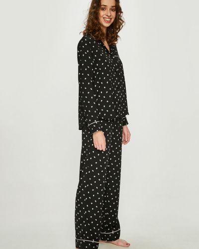 Пижама с длинными рукавами с карманами Dkny