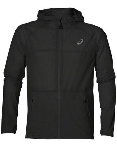 Куртка с капюшоном легкая для бега Asics