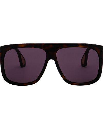 Szare okulary Gucci
