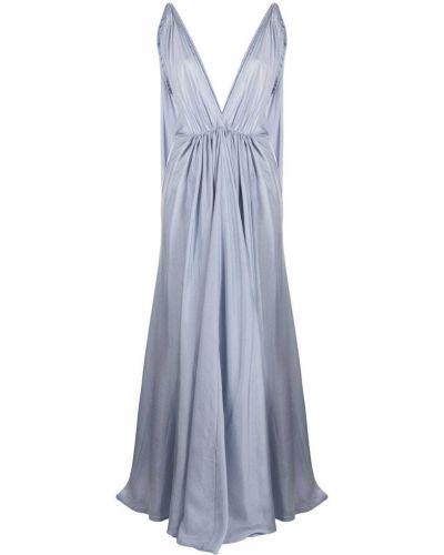 Sukienka wieczorowa, fioletowy Kalita