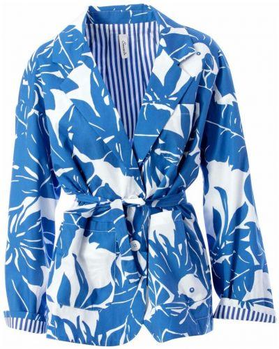Niebieska kurtka Souvenir