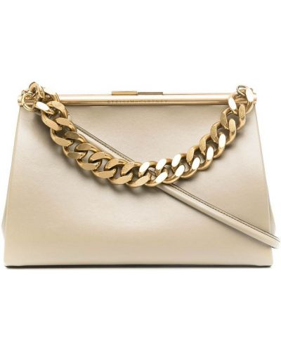 Zielony złoty łańcuch ze złota Stella Mccartney