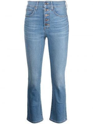 Синие джинсы классические Veronica Beard