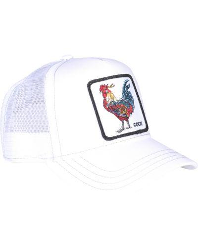 Biały kapelusz Goorin Bros
