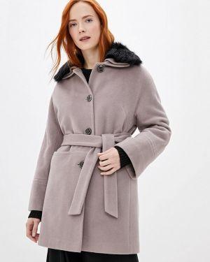 Пальто демисезонное бежевое Doroteya