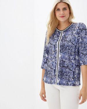 Блузка с длинным рукавом осенняя фиолетовый Milanika