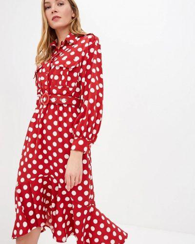 Платье платье-рубашка весеннее Indiano Natural