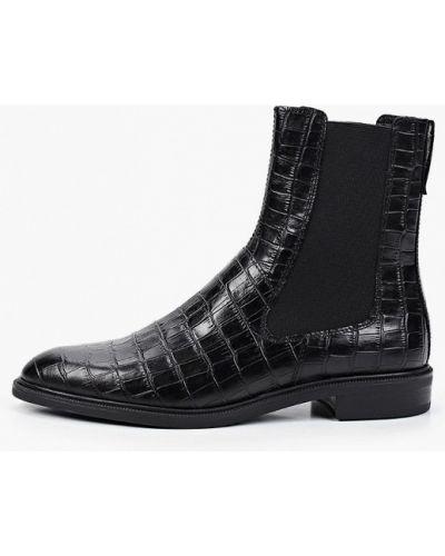 Черные демисезонные ботинки Vagabond