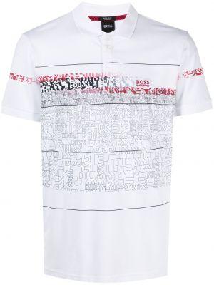 Klasyczna koszula, biały Boss Hugo Boss