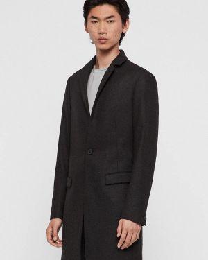 Пальто - серое Allsaints